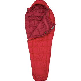 VAUDE Sioux 800 Syn Makuupussi, dark indian red